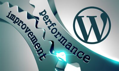wordpress site performance
