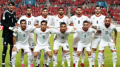 iran team worldcup russia2018