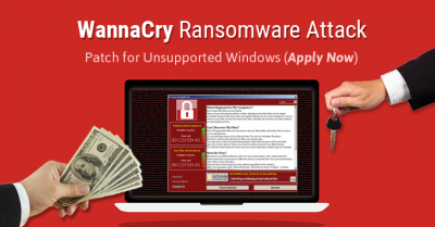 wannacry ransomware decrypt unlock files