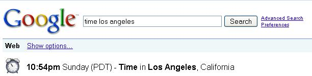 google-time-in-place