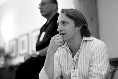 chad-hurley-registers-the-trademark-logo-and-domain-of-youtube-on-valentines-day-2005