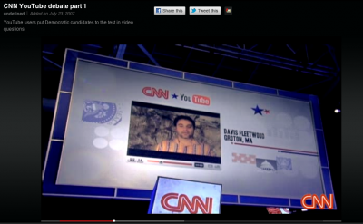 in-july-2007-youtube-teamed-up-with-cnn-to-host-the-presidential-debate-for-the-2008-election-cycle