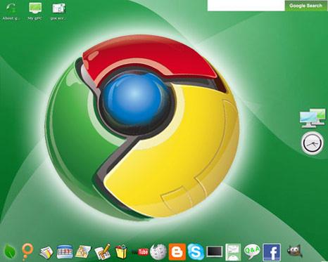 شرکت Parallels و حمایت از Google Chrome OS