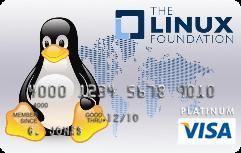 کارت اعتباری لینوکس
