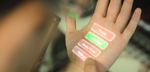 آیندی تکنولوژی صفحههای لمسی