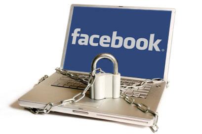 امنیت اطلاعات کاربری در فیس بوک