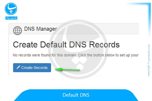 default-DNS