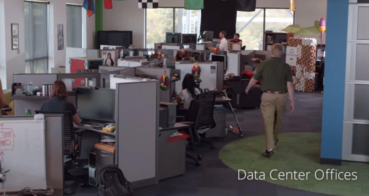 گزارش تصویری از ۱۴ دیتاسنتر گوگل ، جایی که داده های مهم شما نگهداری می شود