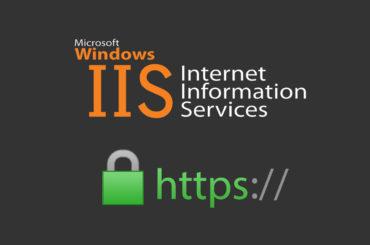 آموزش ایجاد کد CSR و نصب گواهی SSL در وب سرور IIS