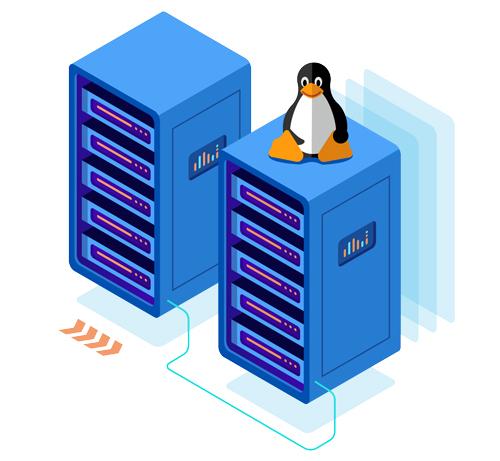 سرور مجازی لینوکس