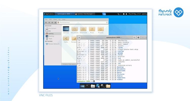 vnc files