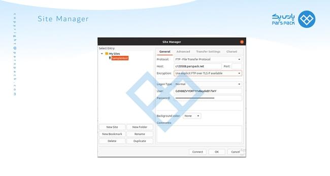 مدیریت فایل در cloud storage